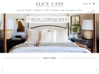 ALICE LANE HOME COLLECTION Fast Coupon & Promo Codes