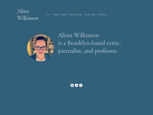 http://www.alissawilkinson.com/