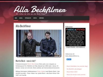 www.allabeckfilmer.nu