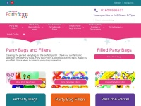 All About Party Bags Fast Coupon & Promo Codes