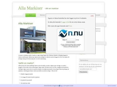 www.allamarkiser.n.nu