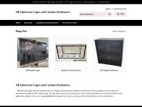 All American Cages And Custom Enclosures Fast Coupon & Promo Codes