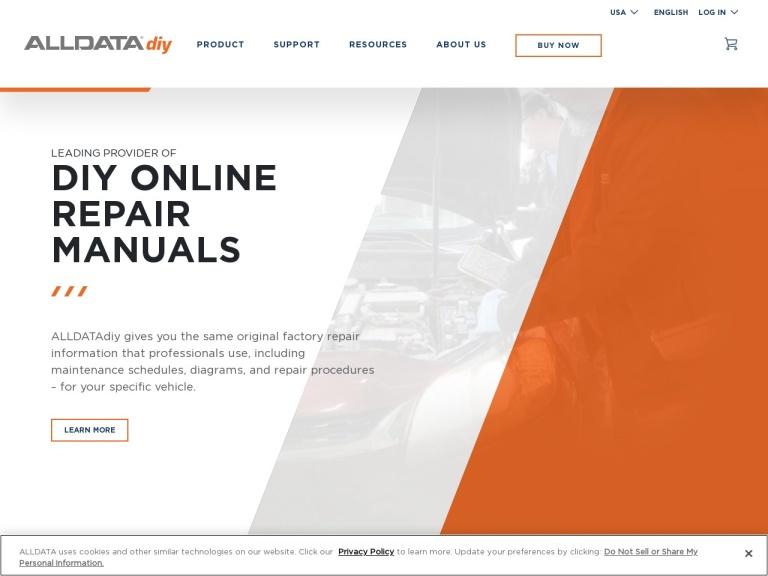ALLDATAdiy.com-ALLDATAdiy.com- Easy Step-by-Step Instructions in Our Auto Repair. Get 3-Month subscription at AllDataDIY for $17.95 with Code DISCOUNTDIY. Shop Now!