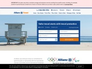 Allianz Travel Insurance Coupon for 2018