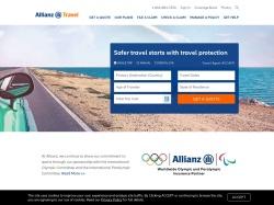 Allianz Travel Insurance coupon codes