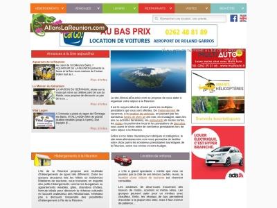Guide touristique de la Réunion
