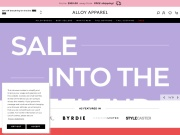 Alloy Apparel Coupon