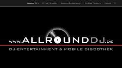 www.allrounddj.de Vorschau, DJ Harry Hermann