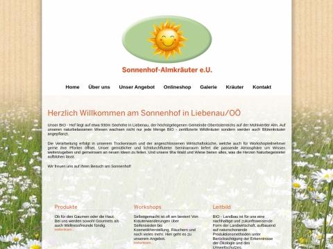 Sonnenhof-Almkräuter e.U.