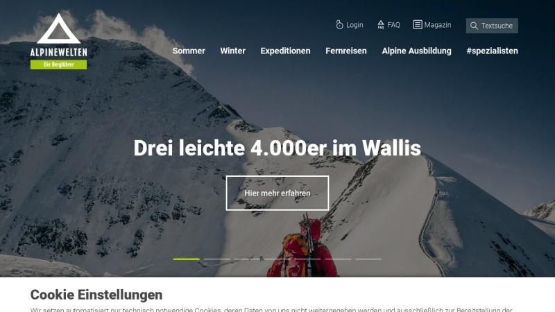 www.alpinewelten.com Vorschau, Alpine Welten Die Bergführer