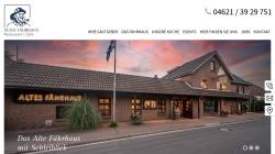 www.altes-faehrhaus-fahrdorf.de Vorschau, Altes Fährhaus