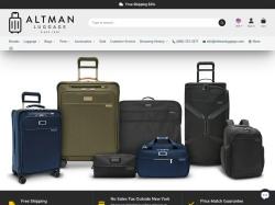 Altman Luggage