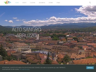 screenshot altosangro.com