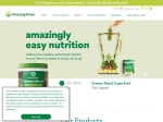 Amazing Grass Coupon Codes & Promo Codes