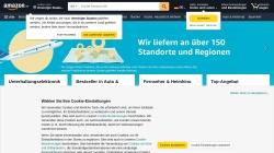 www.amazon.de Vorschau, Amazon.de GmbH
