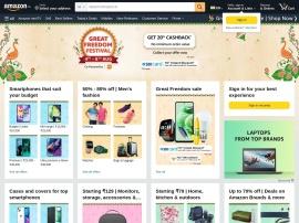 Online store Amazon