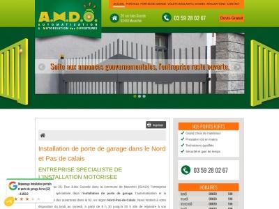 AMDO: Installation de vos volets roulants à Douai