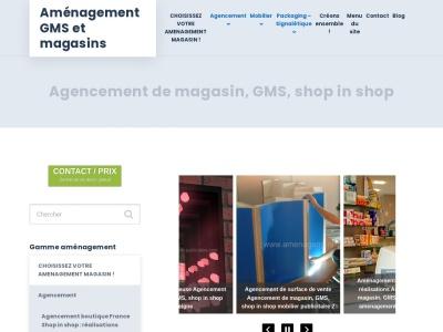 Amenagement publicitaire - Outils Marketing PLV