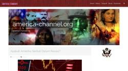 www.america-channel.org Vorschau, America Channel
