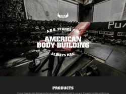 A.B.B. American Body Building