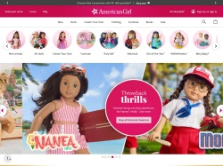 American Girl screenshot