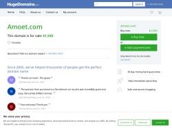 Amoet.com
