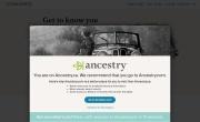 Ancestry.ca thumbshot logo