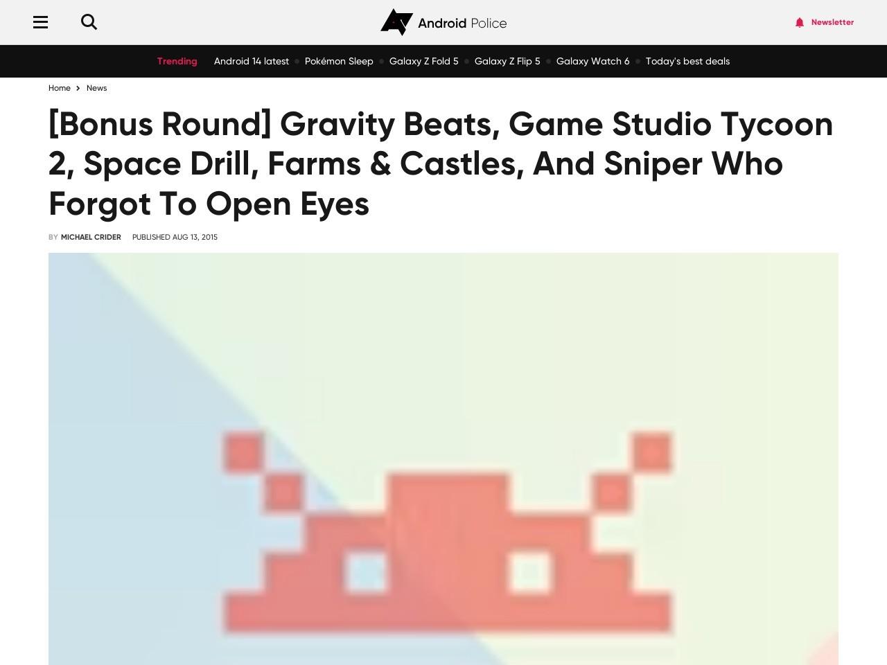 [Bonus Round] Gravity Beats, Game Studio Tycoon 2, Space Drill, Farms …