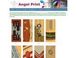 Designer Door Laminates – Angel Print
