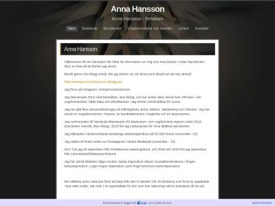 www.annahansson.n.nu