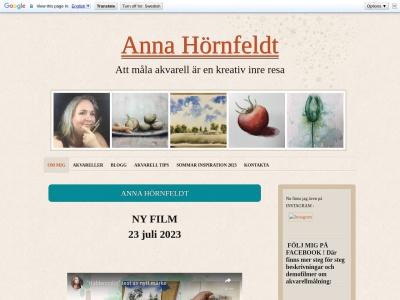 Anna Hörnfeldt