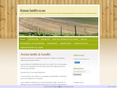 www.annaslantliv.n.nu