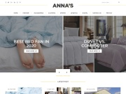 Anna's Linens promo codes and discounts image