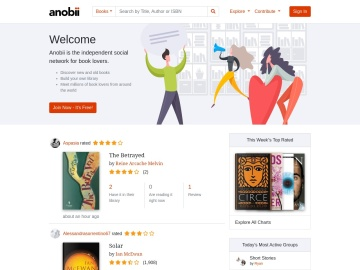http://www.anobii.com