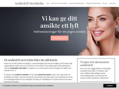 www.ansiktslyftstockholm.nu