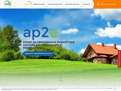 AP2E - Agence pour l'économie d'énergie
