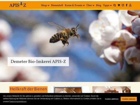 APIS-Z Bio Demeter Imkerei