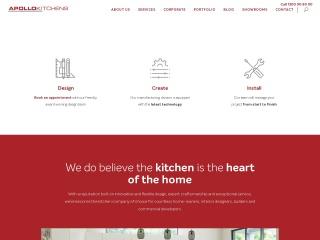 Screenshot for apollokitchens.com.au