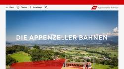 www.appenzellerbahnen.ch Vorschau, Appenzeller Bahnen