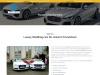 Wedding Audi Car for Rent in Trivandrum, Kerala