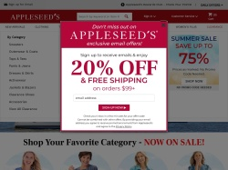 http://www.appleseeds.com coupon and discount codes