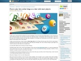 Plan to play best online bingo at a time with more players