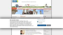 www.apx.lvr.de Vorschau, Xanten, Archäologischer Park