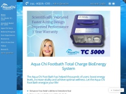 Aquachifootbath.com