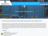 Counterflow Cooling Towers Manufacturers, Exporters, Suppliers in Mumbai, Bangalore, Chennai