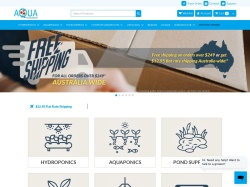 Aqua Gardening Promo Codes 2018
