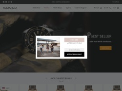 Aquatico watch company