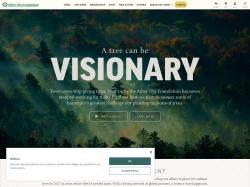 Arbor Day Foundation screenshot