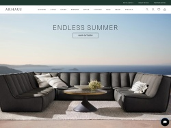 Arhaus screenshot