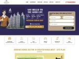 Arihant Abode Noida Site Layout
